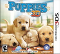 Game 3DS Puppies 3D