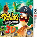 Game 3DS Rabbids Travel in Time