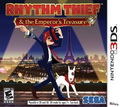 Game 3DS Rhythm Thief and the Emperors Treasure