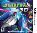 Game 3DS Star Fox 64