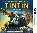 Game 3DS The Adventures of Tintin