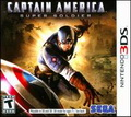 Game 3DS Captain America Super Soldier