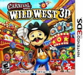 Game 3DS Carnival Games Wild West 3D
