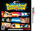 Game 3DS Cartoon Network Punch Time Explosion