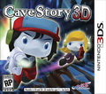Game 3DS Cave Story 3D