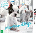 Game 3DS Nintendogs and Cats French Bulldog and New Friends