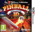 Game 3DS Pinball Hall of Fame The Williams Collection