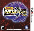 Game 3DS Puzzler Mind Gym 3D