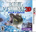 Game 3DS Reel Fishing 3D Paradise