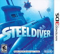 Game 3DS Steel Diver