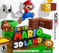 Game 3DS Super Mario 3D Land
