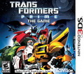 Game 3DS Transformers Prime The Game