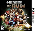 Game 3DS Heroes of Ruin