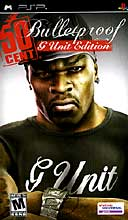 Game 50 Cent : Bulletproof