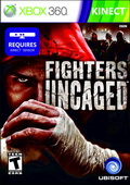 Game Kinect Fighters Uncaged