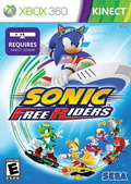 Game Kinect Sonic Free Riders