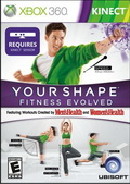 Game Kinect Yourshape Fitness Evolved