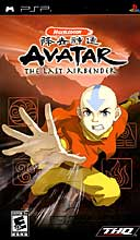 Game Avatar The Last Air Bender