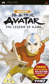 Game Avatar The Legend of Aang