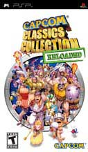 Game Capcom Classics Collection Reloaded