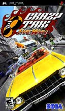 Game Crazy Taxi Fire Wars