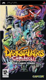 Game Darkstalkers Chronicle: The Chaos Tower
