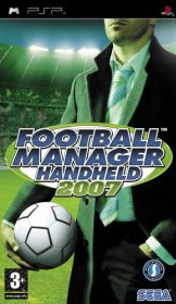 Game Football Manager HandHeld 2007