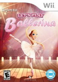 Game Wii Lets Play BALLERINA