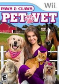 Game Wii Paws&Claws Pet Vet