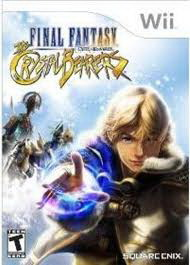 Game Wii Final Fantasy The Crystal Bearers