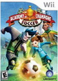 Game Wii Academy of Champions Soccer