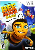Game Wii Bee Movie Game