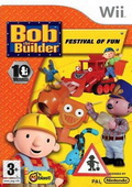 Game Wii Bob the Builder