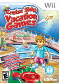 Game Wii Cruise Ship Vacation Games