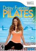 Game Wii Daisy Fuentes Pilates