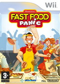 Game Wii Fast Food Panic