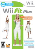 Game Wii Fit Plus