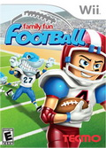 Game Wii Funny Fun Football
