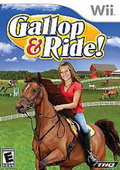 Game Wii Gallop & Ride!
