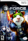 Game Wii The World Need Bigger Heroes : G Force