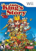 Game Wii Little King