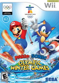Game Wii Mario & Sonic At The Olympic Winter Games