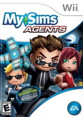 Game Wii My Sims Agents