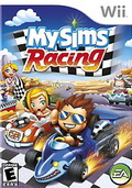 Game Wii My Sims Racing