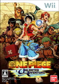 Game Wii One Piece Unlimited Adventure