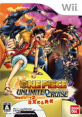 Game Wii One Piece Unlimited Cruise 2