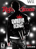 Game Wii Rolling Stone Drum King