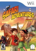 Game Wii Safari Adventures Africa