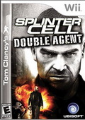 Game Wii Splinter Cell : Double Agent