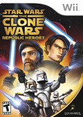 Game Wii Star Wars The Clone Wars Republic Heroes
